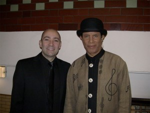 with double platinum UK sensation Kenny Thomas