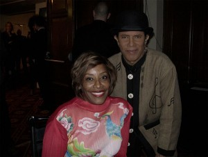 with Gwen Dickey (Carwash)