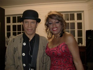 """Backstage with Sheila Ferguson (""""When Will I See You Again..."""")"""