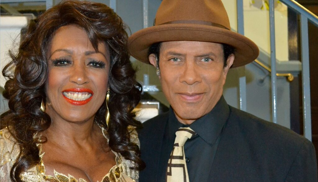 Sheila Ferguson Gregory Abbott USE