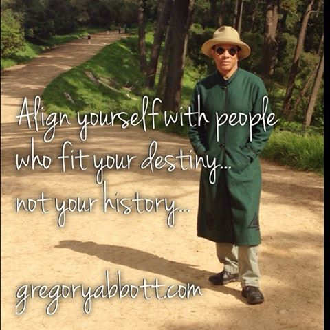 Align yourself with people who fit your destiny not yourhellip