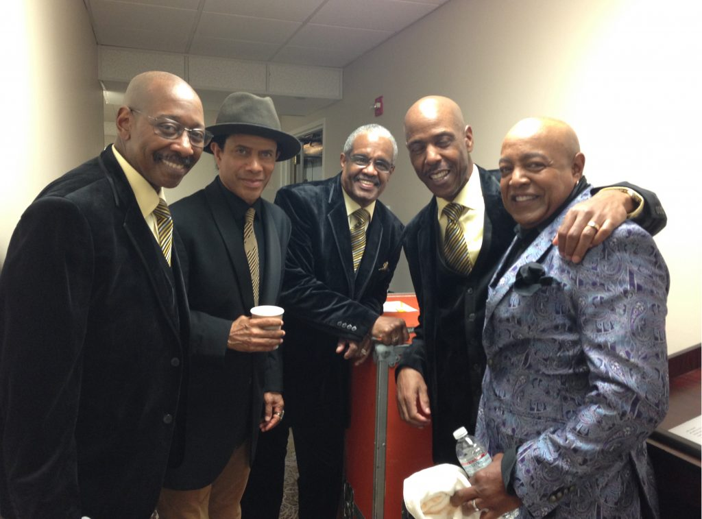 Gregory Abbott_Russell Thompkins New Stylistics_Peabo Bryson