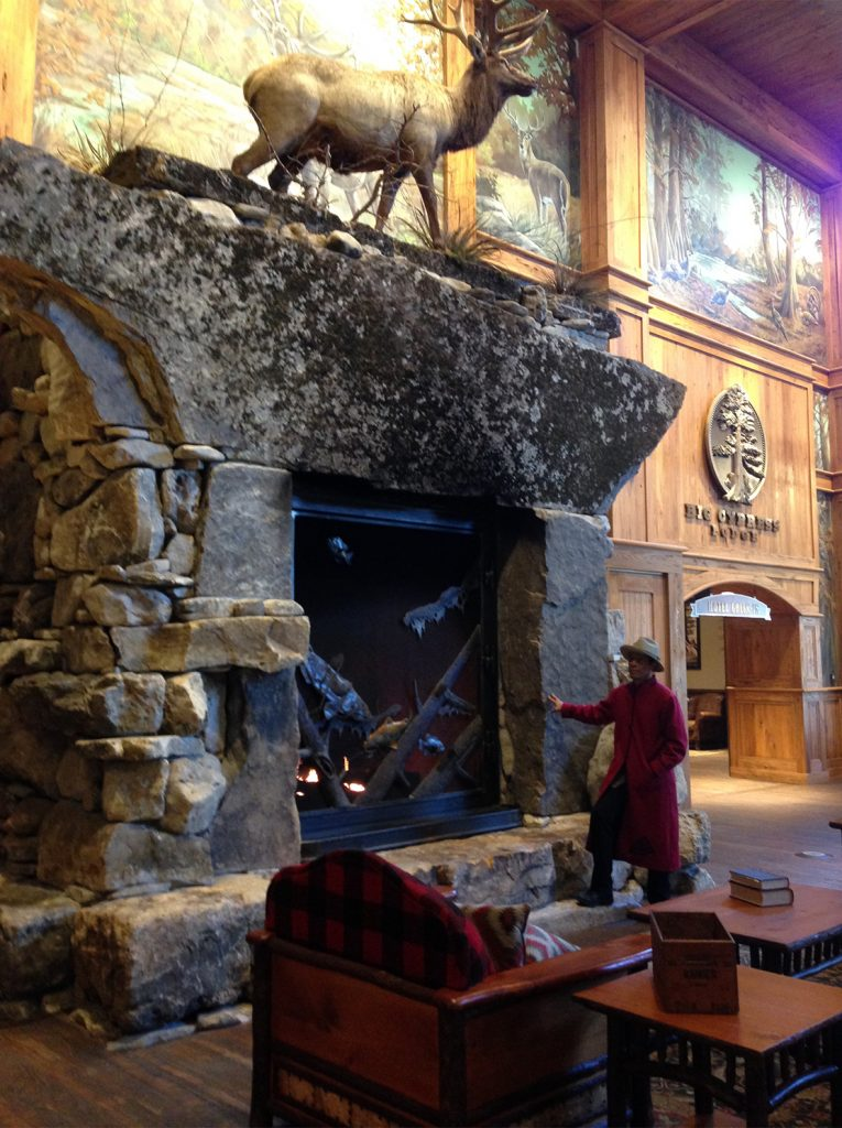 big cypress lodge lobby
