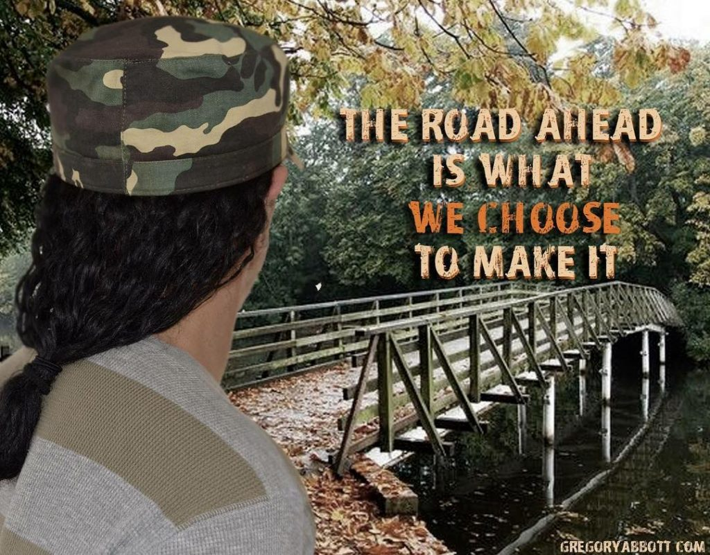 The road ahead is what WE CHOOSE to make ithellip