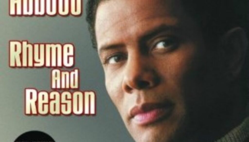 gregory abbott cvsandceleb rhyme and reason