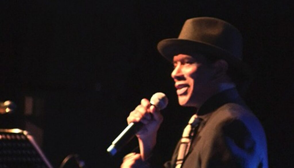 gregory abbott on stage