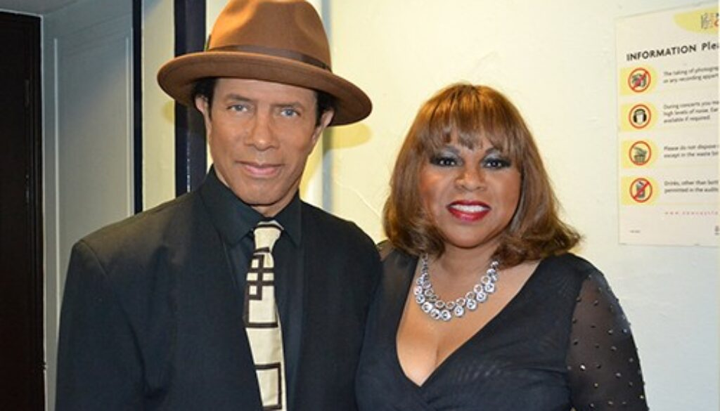 gregory abbott_denise williams lets hear it for the boy